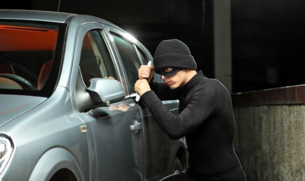 """Διαρρήκτες """"μπουκάρισαν"""" σε μεζονέτα στην Εκάλη & έφυγαν με το αυτοκίνητο της οικογένειας  - Κυρίως Φωτογραφία - Gallery - Video"""