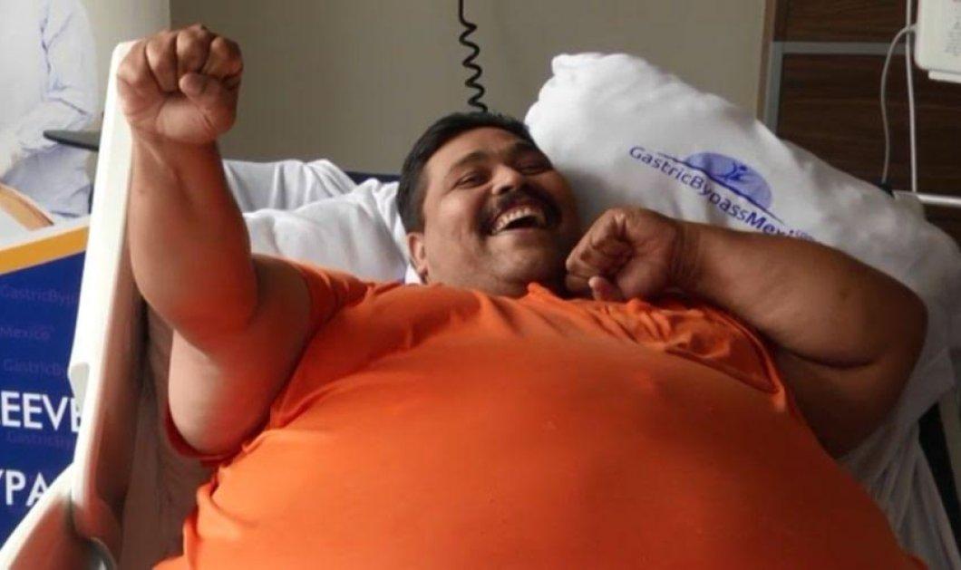Ζύγιζε 444 κιλά, ο παχύτερος άνθρωπος στον κόσμο: Πέθανε ανήμερα Χριστούγεννα χθες από καρδιακή προσβολή - Κυρίως Φωτογραφία - Gallery - Video