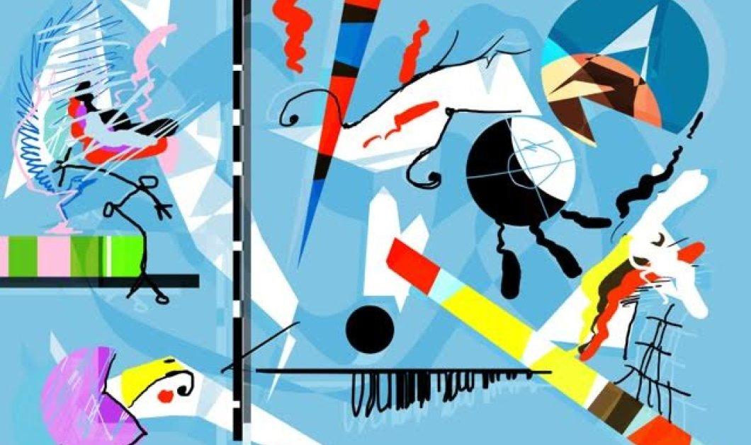 Χρώμα στη ζωή σας με αφορμή τη γέννηση του Wassily Kandinsky: ένα poster του σίγουρα έχετε βάλει σπίτι σας - Κυρίως Φωτογραφία - Gallery - Video