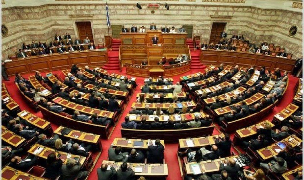 Ολοκληρώνεται απόψε η συζήτηση για τον Προϋπολογισμό του 2016 στην Βουλή: Ομιλίες των πολιτικών αρχηγών και ψηφοφορία, αργά το βράδυ - Κυρίως Φωτογραφία - Gallery - Video