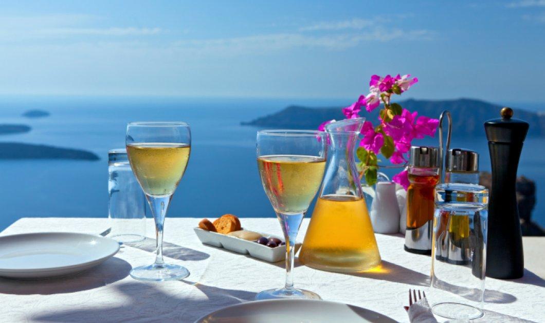 Μade in Greece επιτυχία : Το ελληνικό κρασί ζει το αμερικανικό όνειρο του - Πως μια βραδιά με φαγητό & ασύρτικο, το απογείωσε !!!  - Κυρίως Φωτογραφία - Gallery - Video