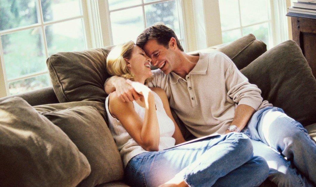 Όσο περισσότερο σας κάνει να γελάτε ο σύντροφος σας τόσο πιο δύσκολο είναι να ξεπεράσετε το χωρισμό σας! - Κυρίως Φωτογραφία - Gallery - Video