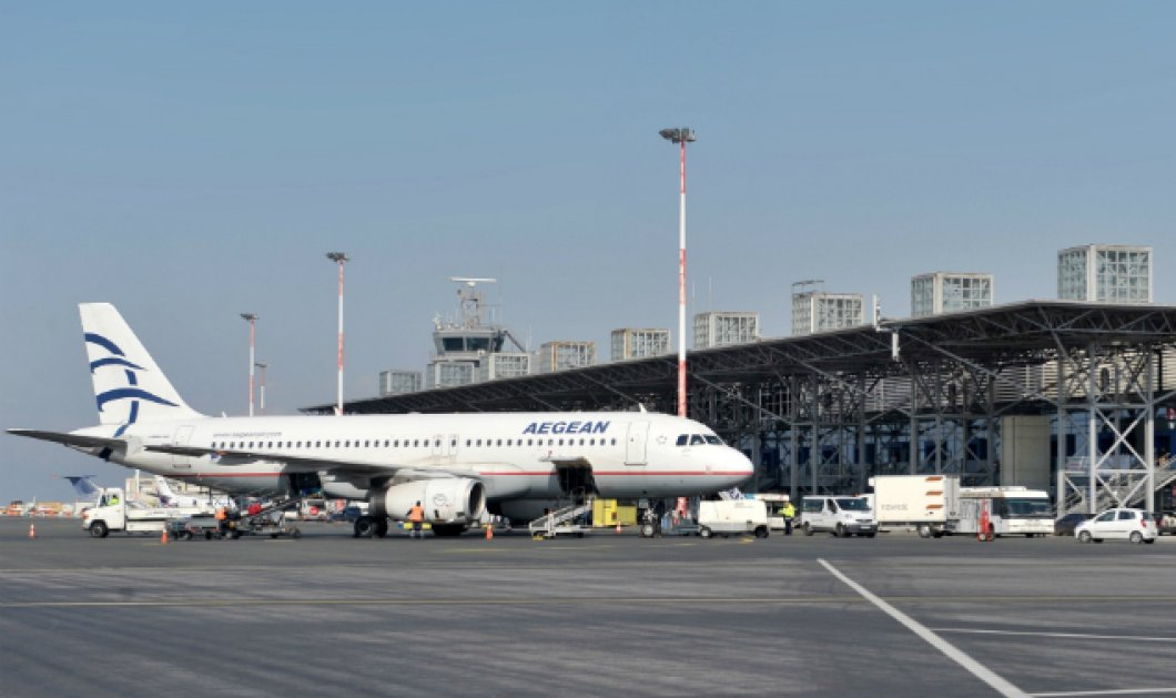 Good news: Ρεκόρ επιβατών στα ελληνικά αεροδρόμια το 2015 - Στο 10,3% η άνοδος - Κυρίως Φωτογραφία - Gallery - Video