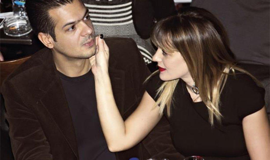 Νατάσα Μποφίλιου - Χρήστος Κορτσέλης: Ρομαντική έξοδος για 2 με νέο λουκ για την τραγουδίστρια - Κυρίως Φωτογραφία - Gallery - Video