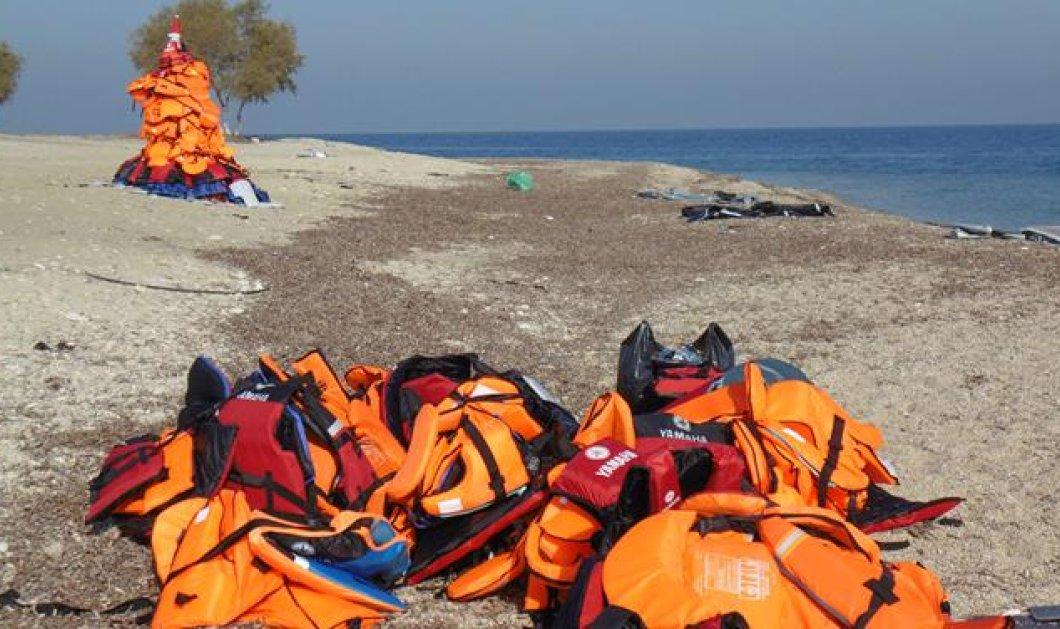 Μυτιλήνη: Σύλληψη επτά εργαζομένων σε ΜΚΟ για κλοπή σωσιβίων - Τι ισχυρίζονται οι ίδιοι  - Κυρίως Φωτογραφία - Gallery - Video