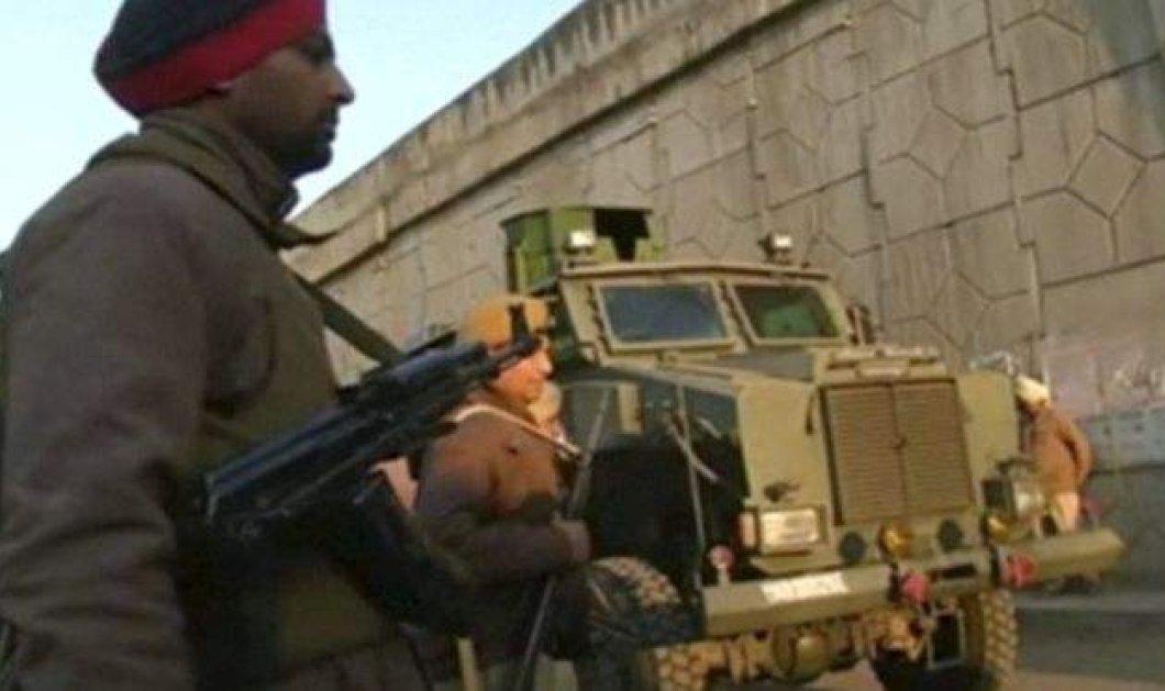 Ένταση στα σύνορα της Ινδίας και του Πακιστάν - 4 νεκροί από επίθεση ενόπλων σε αεροπορική βάση  - Κυρίως Φωτογραφία - Gallery - Video