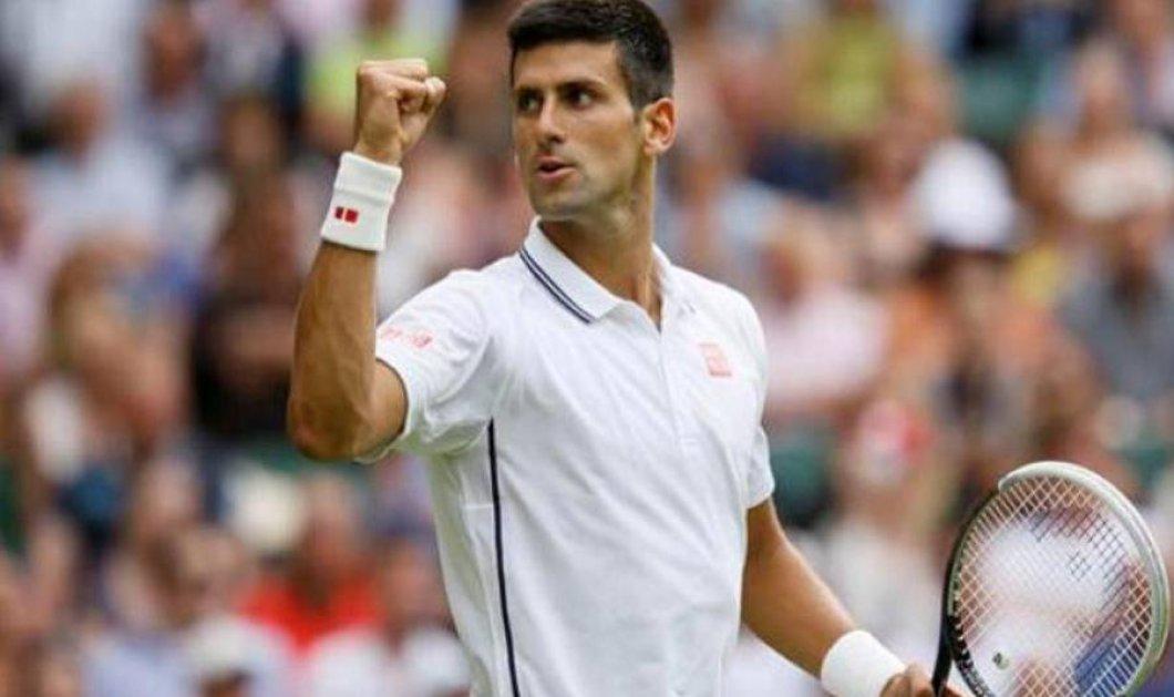 Ας τους θαυμάσουμε! Σε ένα βίντεο οι καλύτερες στιγμές των κορυφαίων του τένις Τζόκοβιτς - Φέντερερ - Κυρίως Φωτογραφία - Gallery - Video