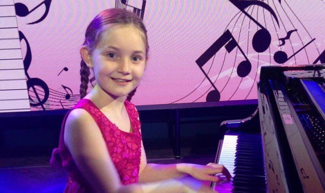 Δείτε την Alma: Την 10χρονη παιδί - θαύμα: Μόλις έγραψε την πρώτη δική της όπερα - Κυρίως Φωτογραφία - Gallery - Video