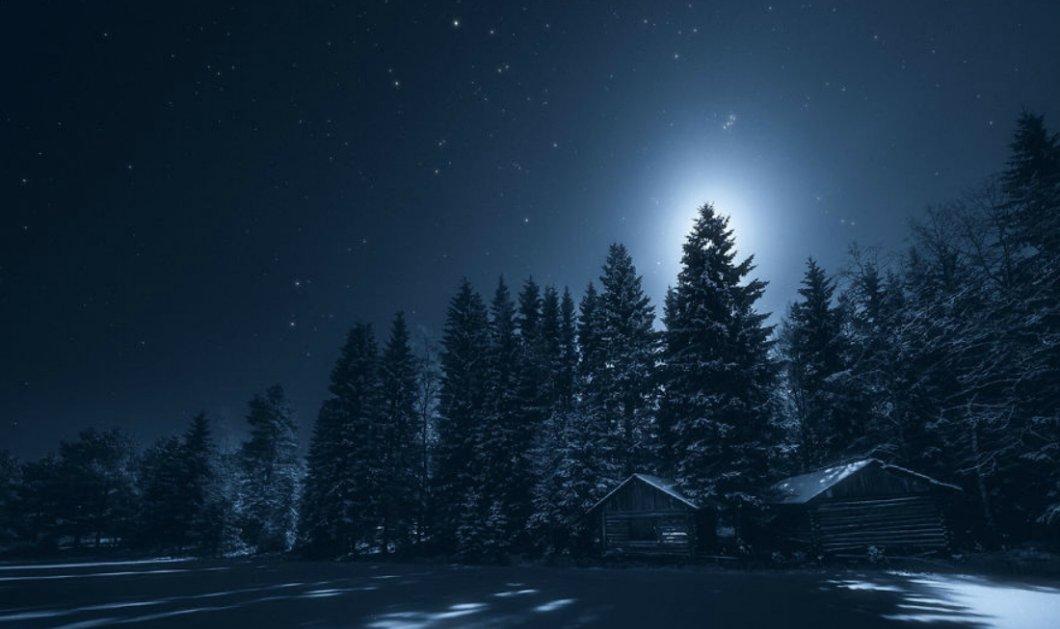 Η κρυστάλλινη ομορφιά της Φινλανδίας μέσα από νυχτερινές φωτογραφίες που μοιάζουν μαγικές - Δείτε τα εντυπωσιακά κλικς - Κυρίως Φωτογραφία - Gallery - Video
