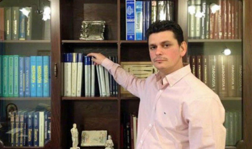 """Ε. Μπαϊραμίδης: Ο Έλληνας """"Μπάρναρντ"""" της νευροχειρουργικής - Έκανε πρωτοποριακή επέμβαση σε δημόσιο νοσοκομείο - Κυρίως Φωτογραφία - Gallery - Video"""