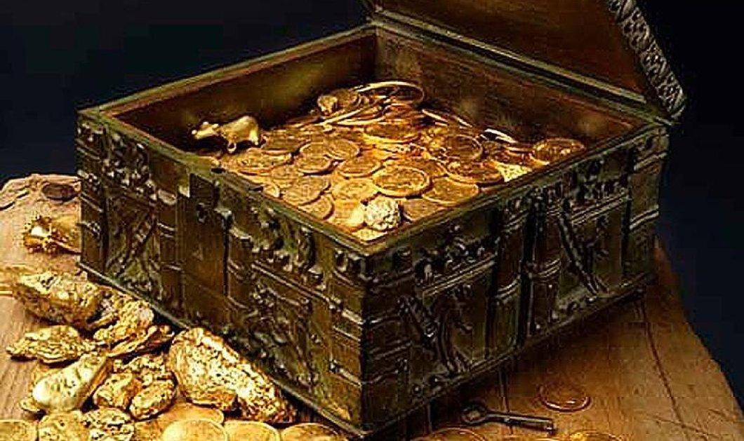 """""""Φτερά"""" έκανε θησαυρός 300.000 ευρώ στην Ρόδο - Είχε κρύψει στην αποθήκη ράβδους χρυσού, χρυσαφικά & πολύτιμους λίθους - Κυρίως Φωτογραφία - Gallery - Video"""
