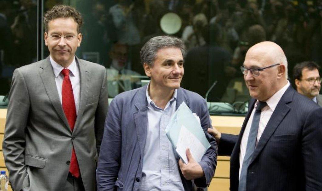 Στο Βερολίνο σήμερα το τετ α τετ Τσακαλώτου - Σόιμπλε: Μέσα το ΔΝΤ μας λένε οι ΗΠΑ -Αύριο Eurogroup  - Κυρίως Φωτογραφία - Gallery - Video