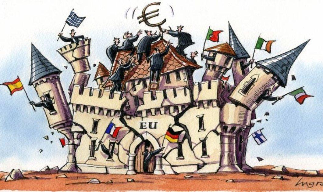 Αλέξης Παπαχελάς: Ο κόσμος αλλάζει με ακραία φαινόμενα, η Ευρώπη σε πορεία παρακμής & η κρίση στην Ελλάδα δεν είναι μοναδική  - Κυρίως Φωτογραφία - Gallery - Video