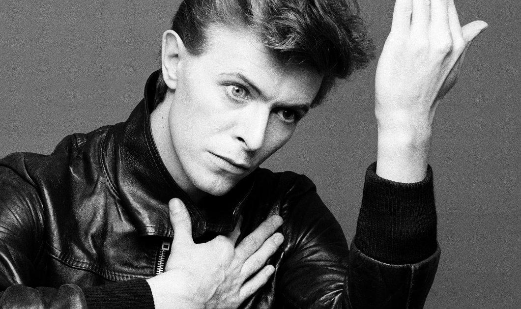 David Bowie 1947-2016: 32 εικόνες από την ζωή & τον μύθο ενός μεγάλου προκλητικού καλλιτέχνη  - Κυρίως Φωτογραφία - Gallery - Video