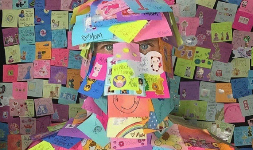Αλλάζοντας πρόσωπα! Πως ο τρελός prop καλλιτέχνης μεταμορφώνει με φανταστικές μάσκες το ίδιο face!  - Κυρίως Φωτογραφία - Gallery - Video