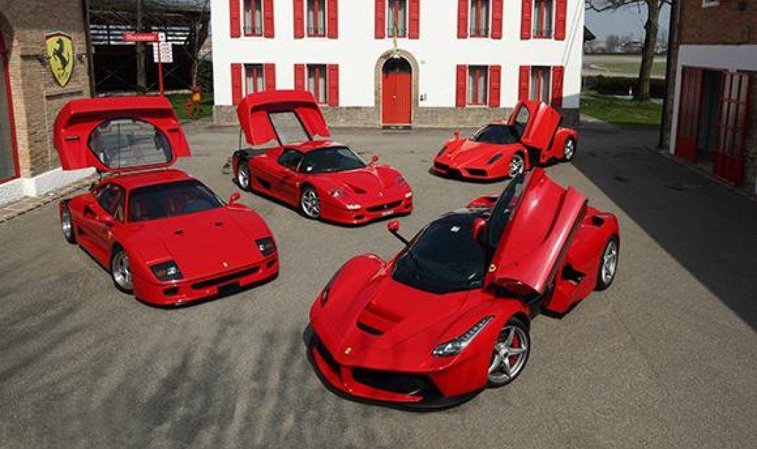 Δεν φαντάζεστε πόσες Ferrari, Aston Martin, Bentley πουλήθηκαν πέρυσι στην Ελλάδα - Κυρίως Φωτογραφία - Gallery - Video