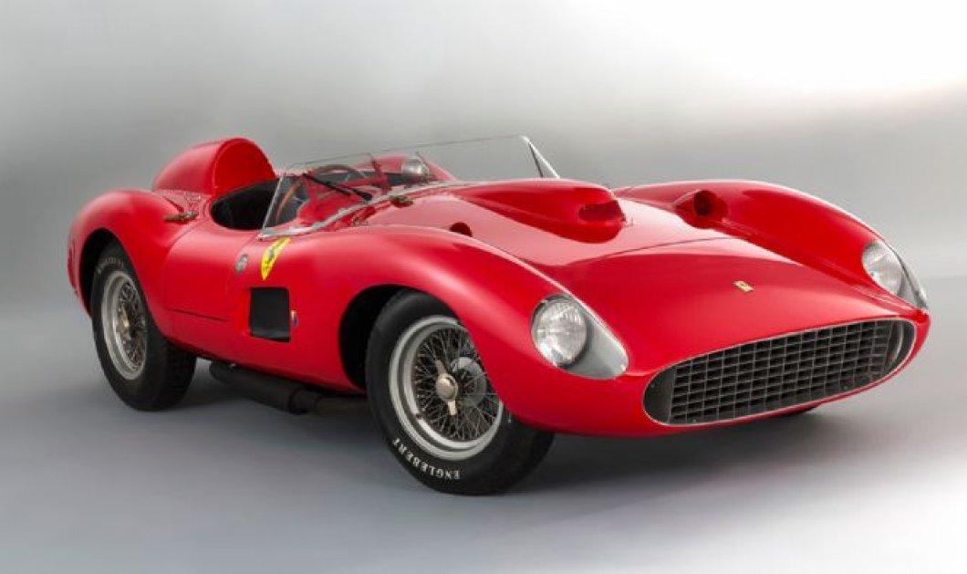 Το ακριβότερο αυτοκίνητο όλων των εποχών: Ferrari του 1957, την οδήγησε ο Sir Stirling Moss και κοστίζει 32 εκ. ευρώ - Κυρίως Φωτογραφία - Gallery - Video
