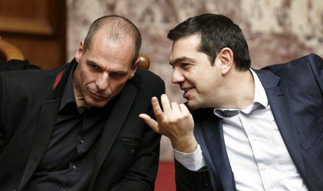 Τα μυστικά σχέδια της πρώτης Κυβέρνησης ΣΥΡΙΖΑ - Πώς ετοίμαζαν τη χώρα για την έξοδο από το Ευρώ  - Κυρίως Φωτογραφία - Gallery - Video
