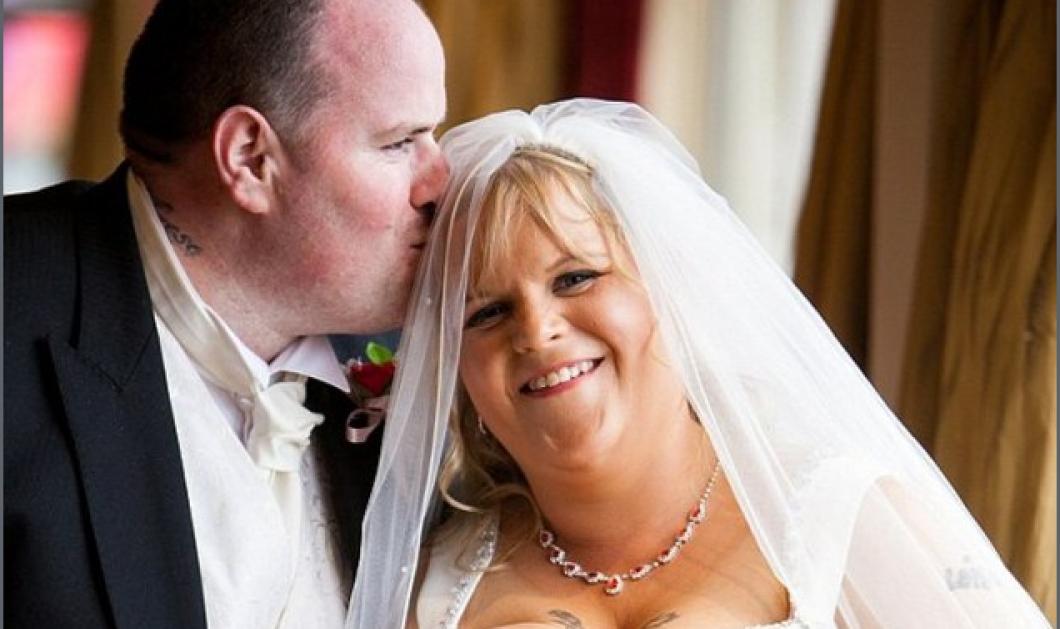 Νευρίασαν με τις φωτογραφίες του γάμου τους - Έτσι έχασαν 152 κιλά - Δείτε τους πριν και μετά  - Κυρίως Φωτογραφία - Gallery - Video