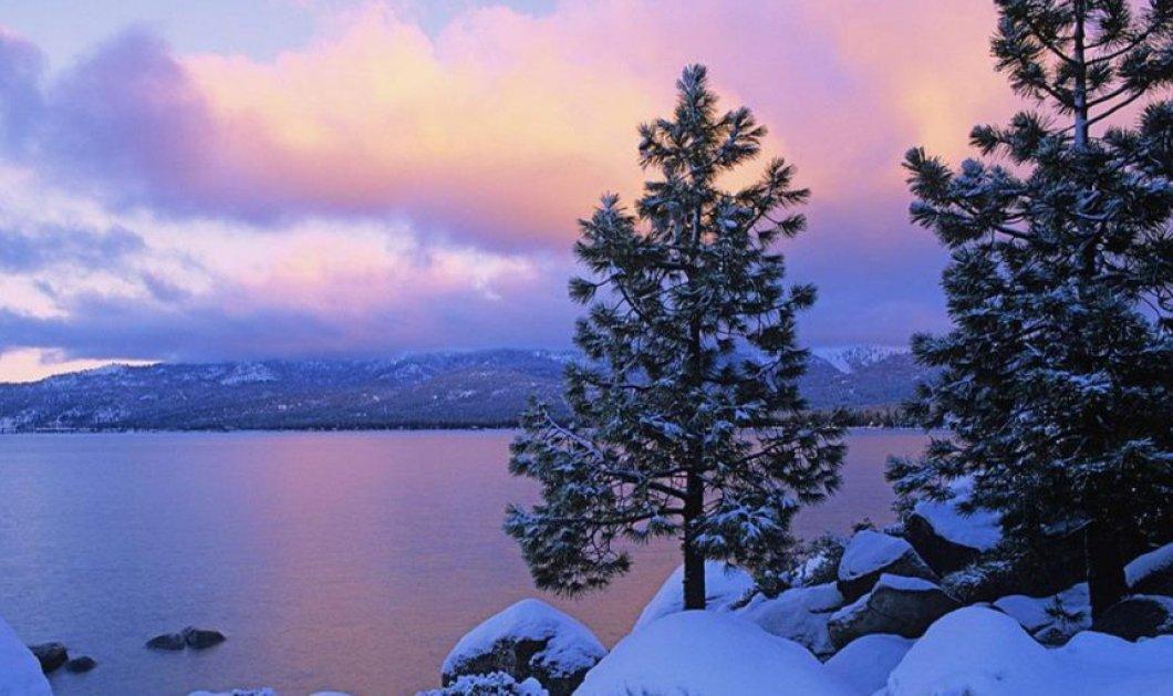 Εκπληκτικό βίντεο αποθεώνει τον χειμερινό τουρισμό στην Ελλάδα & σπάει τα κοντέρ του διαδικτύου - Δείτε το! - Κυρίως Φωτογραφία - Gallery - Video
