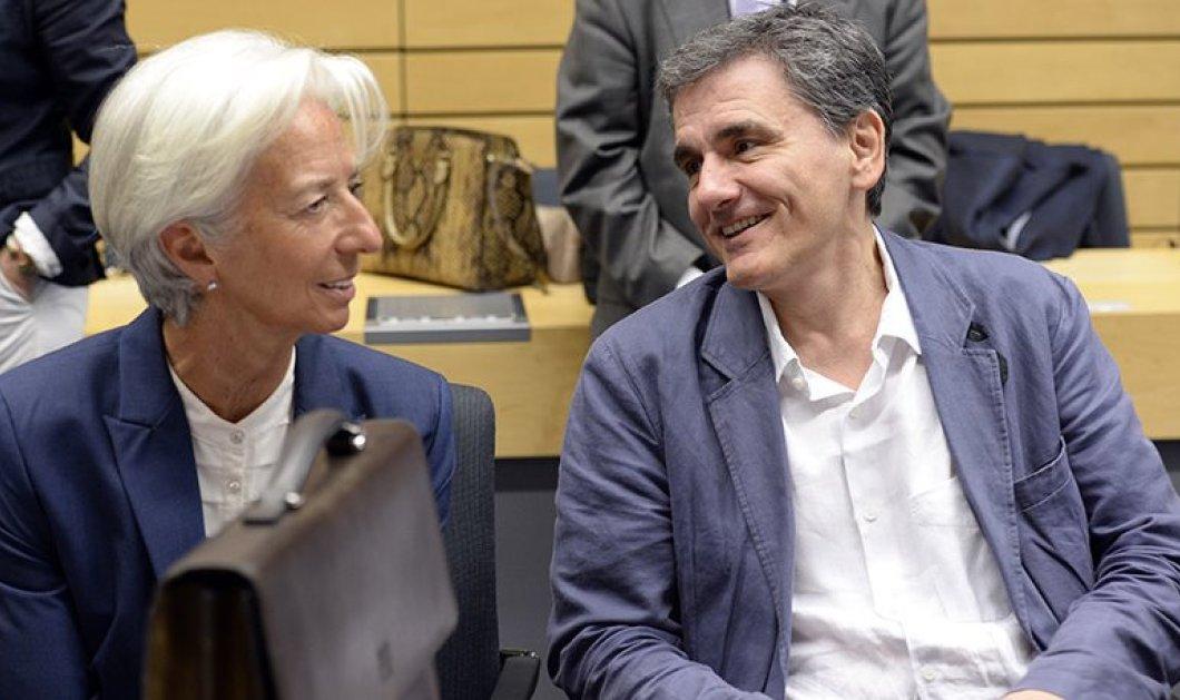 Μήνυμα Τσακαλώτου στο ΔΝΤ να ξεκαθαρίσει τις θέσεις του & να μη διαπραγματευτούν μέσω διαρροών - Κυρίως Φωτογραφία - Gallery - Video