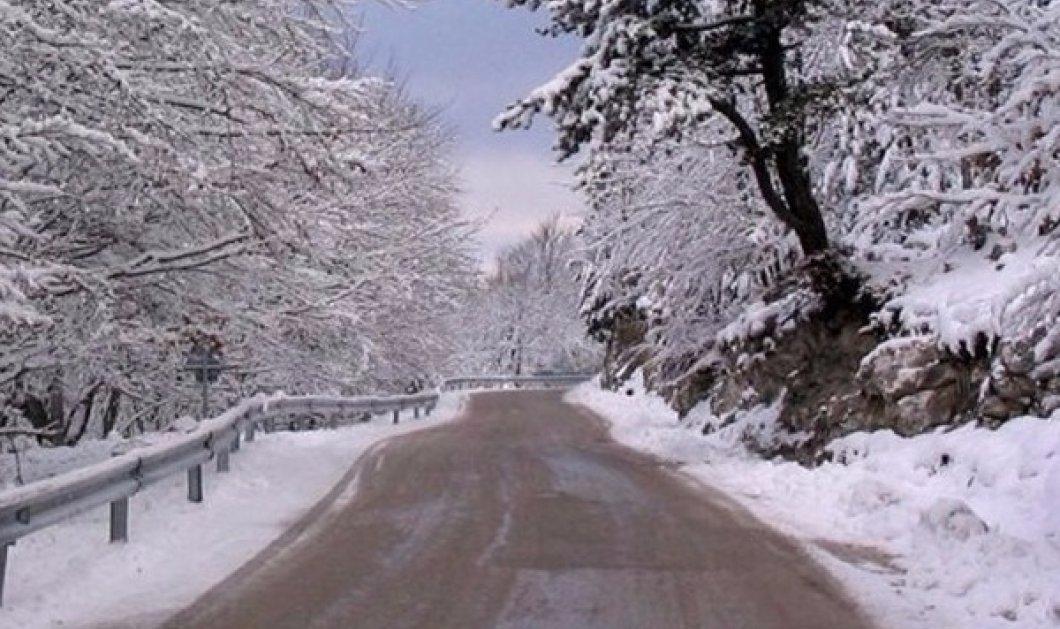 Σε παγετό η χώρα την επόμενη εβδομάδα- Πώς εξηγούν οι μετεωρολόγοι την καιρική μεταβολή - Κυρίως Φωτογραφία - Gallery - Video