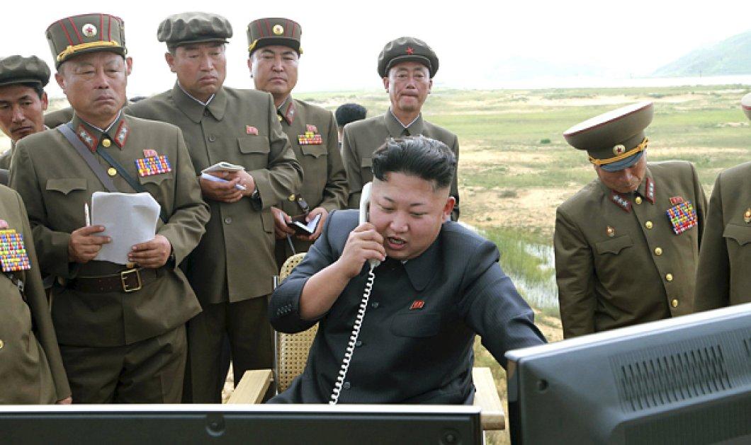 Παγκόσμιος συναγερμός: Η Βόρεια Κορέα έκανε δοκιμή βόμβας υδρογόνου!  - Κυρίως Φωτογραφία - Gallery - Video