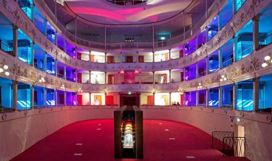 Η μαγεία επέστρεψε στο παλαιότερο θέατρο της Φλωρεντίας: Μόδα & φώτα φαντασμαγορικά ύστερα από 20 χρόνια σιωπής  - Κυρίως Φωτογραφία - Gallery - Video