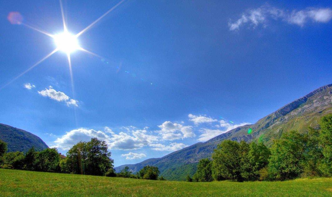 """Ο καιρός μας """"κλείνει το μάτι"""" -Ανεβαίνει η θερμοκρασία ξανά στους 15 βαθμούς  - Κυρίως Φωτογραφία - Gallery - Video"""