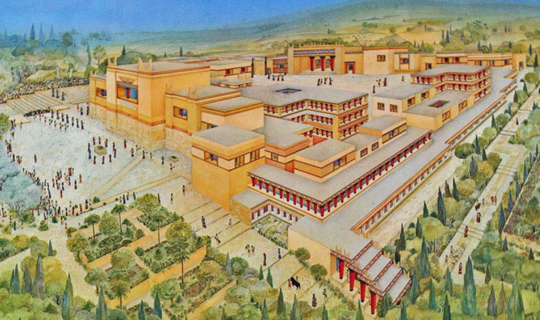 Άνω - κάτω η Ιστορία: Η Κνωσσός άκμασε μετά την καταστροφή του Μινωικού Πολιτισμού! - Κυρίως Φωτογραφία - Gallery - Video