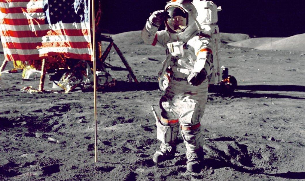 Εκπληκτική η νέα θεωρία: Μαθηματικός τύπος αποδεικνύει πώς ο άνθρωπος πάτησε στο φεγγάρι - Κυρίως Φωτογραφία - Gallery - Video