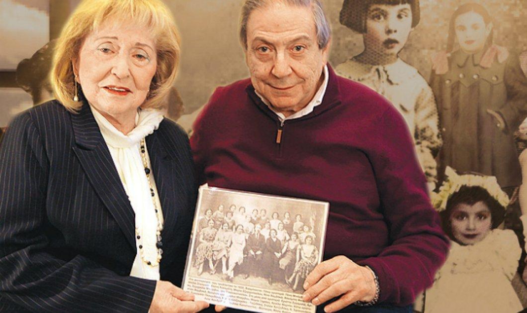 Τοp Woman η γυναίκα που μας έσωσε από τους ναζί - Τρομάξαμε όταν δύο Γερμανοί με φακούς & ξιφολόγχες έψαχναν - Κυρίως Φωτογραφία - Gallery - Video