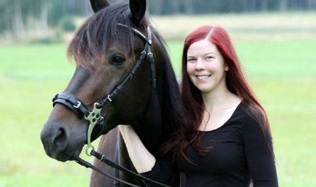 """""""Αηδιαστική & αναίσθητη"""": Ιππέας μαγείρεψε & έφαγε το νεκρό άλογό της - Την παρέλαβαν τα social media - Κυρίως Φωτογραφία - Gallery - Video"""