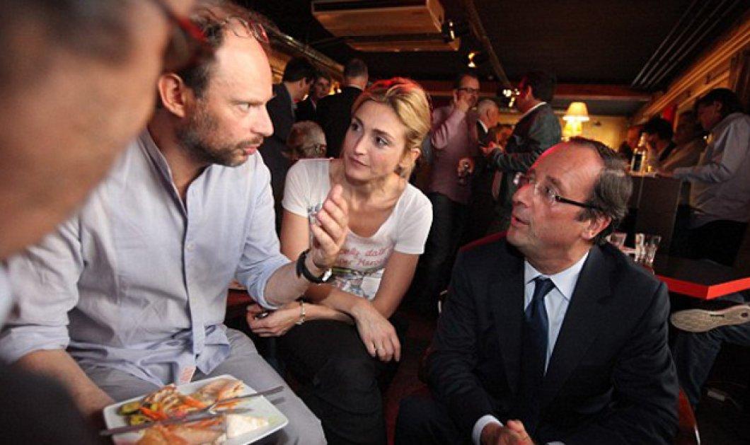 Τι νέα από το ειδύλλιο Ολάντ - Γκαγιέ; Δεν βάζω βέρα στο δεξί λέει ο Γάλλος Πρόεδρος  - Κυρίως Φωτογραφία - Gallery - Video