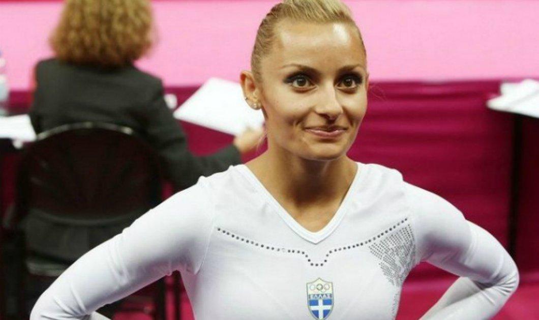 Top Woman η Βασιλική Μιλλούση: Η πρωταθλήτρια της γυμναστικής διαφημίζει τους Ολυμπιακούς Aγώνες με ελληνική μόδα - Κυρίως Φωτογραφία - Gallery - Video