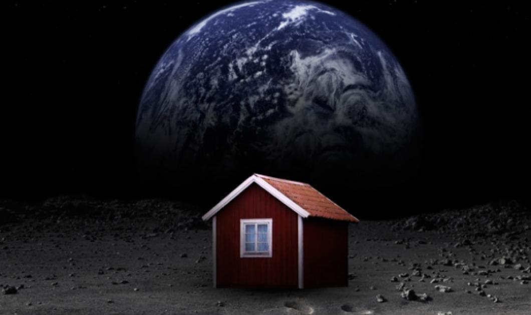 Ένα «χωριό» στη Σελήνη από την ESA: Αρχικά 20 ρομπότ - κάτοικοι θα «εκτυπώσουν» τα σπίτια  - Κυρίως Φωτογραφία - Gallery - Video