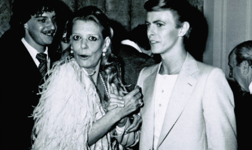 Vintage pics: Η υπέροχη Μελίνα Μερκούρη το 1978 με τον David Bowie στις ομορφιές του! Φεστιβάλ Καννών - Κυρίως Φωτογραφία - Gallery - Video