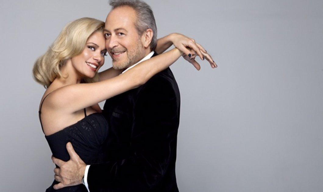 """Ο Γρηγόρης Βαλτινός αγκαλιά με την Ζέτα Μακρυπούλια πάνε σε όλη την Ελλάδα με το """"Ήρθες & θα μείνεις"""" - Αναλυτικό πρόγραμμα περιοδείας  - Κυρίως Φωτογραφία - Gallery - Video"""