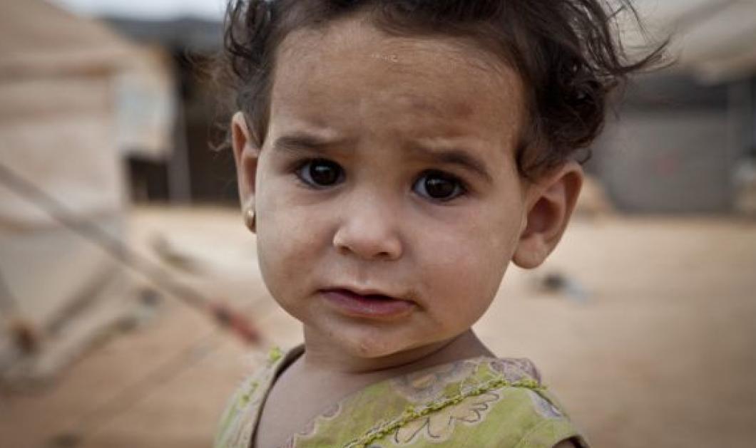Εικόνες σοκ στη Συρία - Αποστεωμένα βρέφη και παιδιά τρώνε γάτες & σκύλους - Κυρίως Φωτογραφία - Gallery - Video