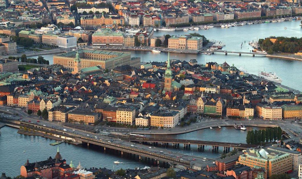 Η Σουηδία σε κατάσταση εκτάκτου ανάγκης- Μετανάστες κυνήγησαν αστυνομικούς που ερευνούσαν βιασμό 10χρονου - Κυρίως Φωτογραφία - Gallery - Video