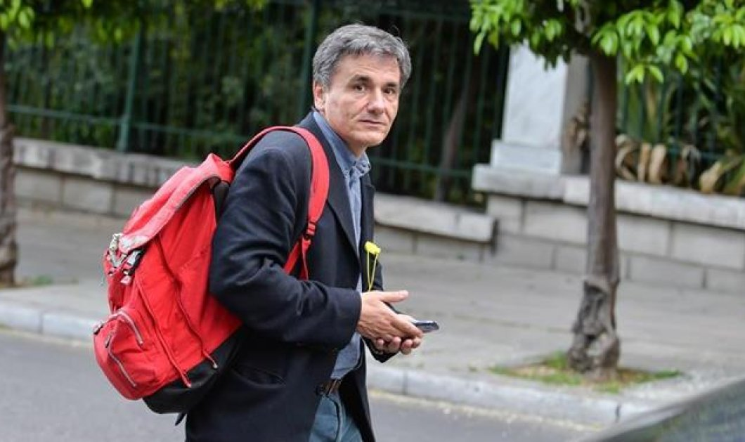 Τσακαλώτος: Εμείς καλέσαμε το ΔΝΤ στο πρόγραμμα - Έχει βάλει πιο ψηλά τον πήχη σε ασφαλιστικό & δημοσιονομικό αλλά δεν μας πειράζει - Κυρίως Φωτογραφία - Gallery - Video