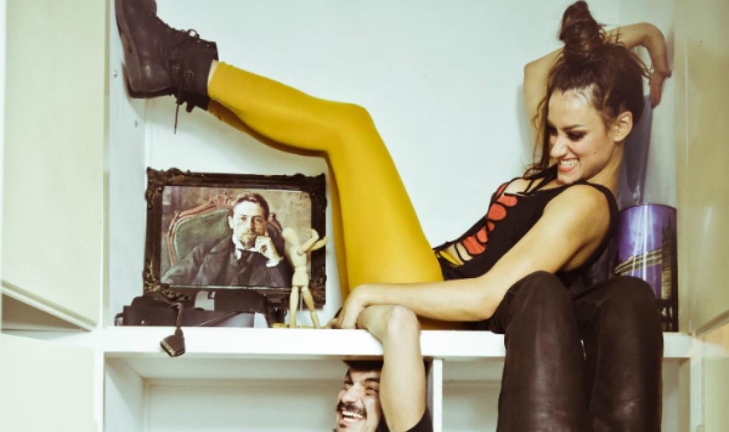 """Μυρτώ Γκόνη: Η ταλαντούχα πρωταγωνίστρια της θεατρικής παράστασης """"Τσέχωφ"""" σε μια συνέντευξη εφ' όλης της ύλης - Κυρίως Φωτογραφία - Gallery - Video"""