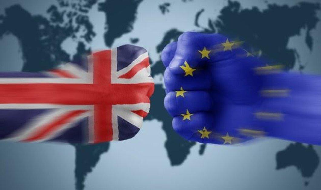 Δημοσκόπηση - μαχαιριά για την Ευρώπη: Το 43% των Βρετανών υπέρ του Brexit - Τι λέει η Ελλάδα;   - Κυρίως Φωτογραφία - Gallery - Video