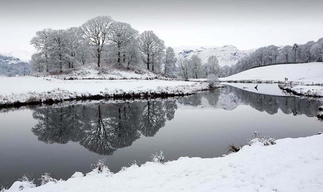 Η αβάσταχτη… ομορφιά της κακοκαιρίας σε όλον τον κόσμο – Άνθρωποι και φύση κάτω από τα χιόνια - Κυρίως Φωτογραφία - Gallery - Video