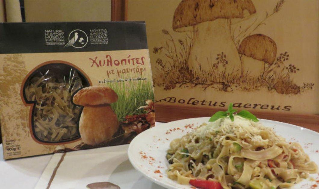 Μade in Greece 50 νέα προϊόντα ελληνικών μανιταριών - Από την Καλαμπάκα & τα Μετέωρα ο θησαυρός της θεσσαλικής γης  - Κυρίως Φωτογραφία - Gallery - Video
