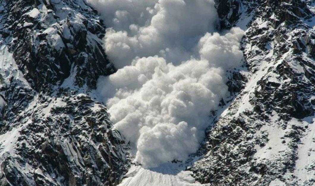 Νέα τραγωδία με 5 νεκρούς από χιονοστιβάδα του Καναδά - Τους παρέσειρε ενώ έκαναν βόλτα με snowmobil - Κυρίως Φωτογραφία - Gallery - Video