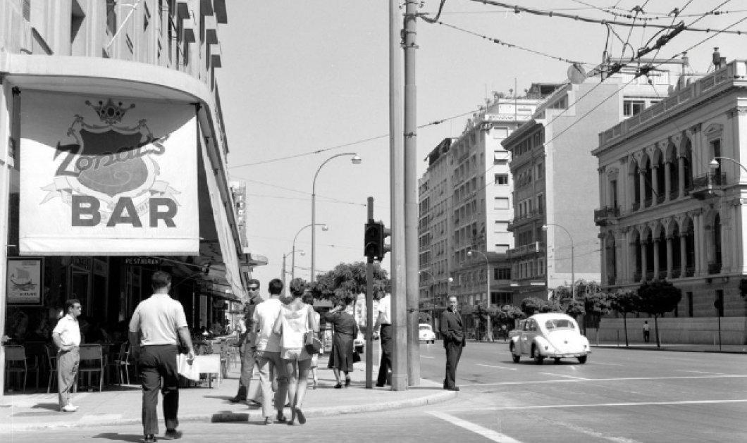 Zonars: Η αίσθηση του παλιού αναβιώνει μέσα από την σύγχρονη ματιά στην καρδιά της Αθήνας - Κυρίως Φωτογραφία - Gallery - Video