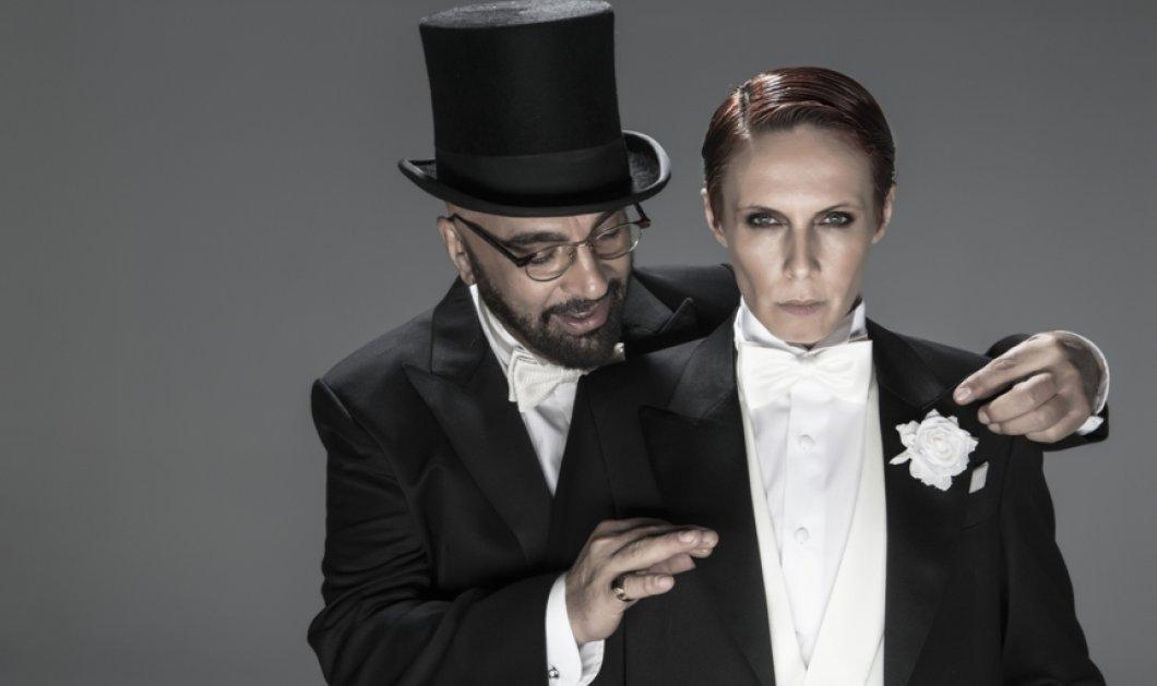 Victor-Victoria στο θέατρο Πάνθεον με την Εβελίνα Παπούλια στο διπλό ρόλο άνδρα -γυναίκας: Δείτε φώτο  - Κυρίως Φωτογραφία - Gallery - Video