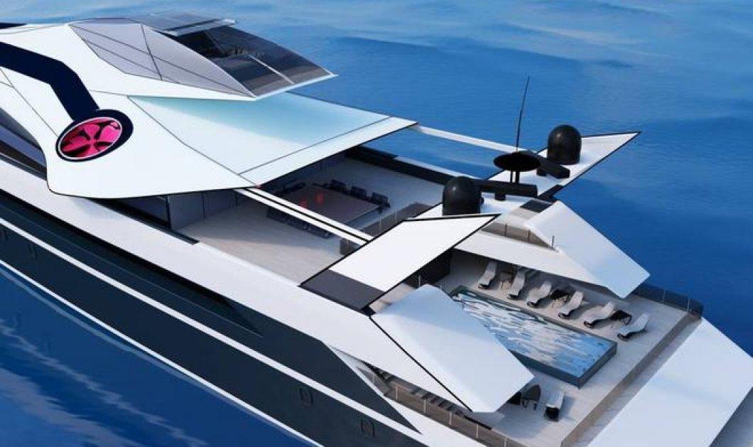 Αυτά είναι τα υπερ-σκάφη του μέλλοντος: Θαλαμηγοί με φουτουριστικά design & χλιδή σε κάθε... πόντο - Κυρίως Φωτογραφία - Gallery - Video