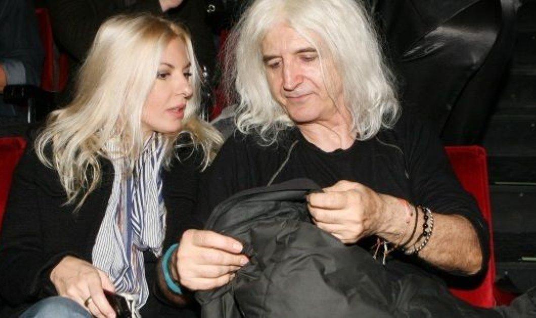 Η Ανίτα Πάνια και ο Νίκος Καρβέλας μαζί, σε δημόσια εμφάνιση - Χώρισαν ή όχι; - Κυρίως Φωτογραφία - Gallery - Video